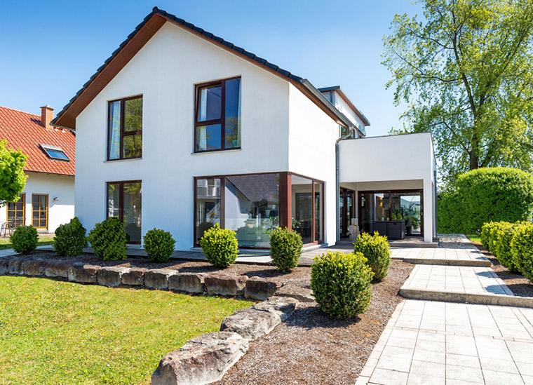Einfamilienhaus in Straubing bauen